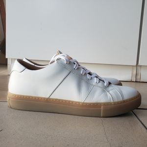 Greats Royale Blanco With Gum Soles